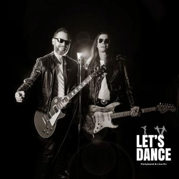 Partyband, Rockband (Coverband) Let's Dance mit Donny Vox (Hochzeitsband)