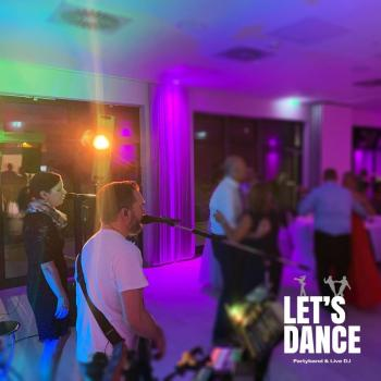 Hochzeitsband, Partyband, Coverband Let's Dance
